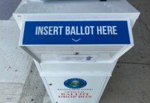 santa clara county ballot drop box